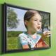 Philips Flat TV | گرافیکی